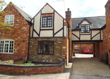 Thumbnail 2 bed terraced house for sale in Crown Street, Oakham, Rutland, Leicestershire