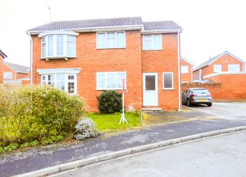 Thumbnail 1 bed flat for sale in Village Way, Wallasey