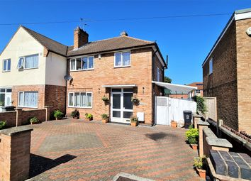 Norwich Road, Leicester LE4. 3 bed semi-detached house