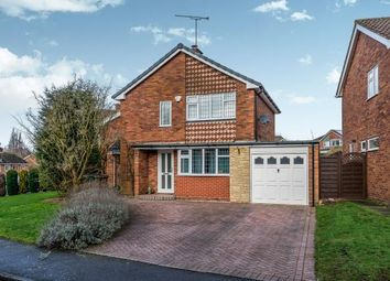 Thumbnail 4 bed detached house for sale in Osborne Crescent, Baswich, Stafford, Staffordshire