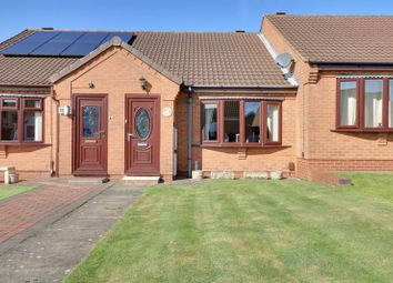 Thumbnail 1 bed bungalow for sale in Blenheim Court, Bottesford, Scunthorpe