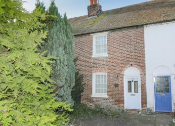 Thumbnail 2 bed terraced house for sale in Borstal Hill, Whitstable