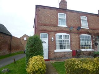 Thumbnail 2 bed cottage to rent in Stevens Lane, Breaston