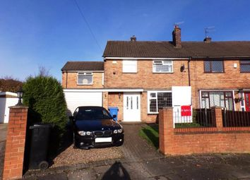 Thumbnail 4 bed semi-detached house for sale in Leyfield Avenue, Romiley, Cheshire