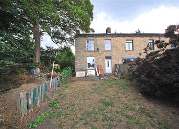 Thumbnail 2 bed end terrace house for sale in Lee Green, Mirfield, West Yorkshire