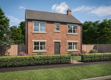 Thumbnail 4 bed detached house for sale in Meadow Hill, Throckley