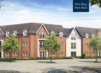 "Thumbnail 2 bed flat for sale in ""Edward"" at Waterlode, Nantwich"