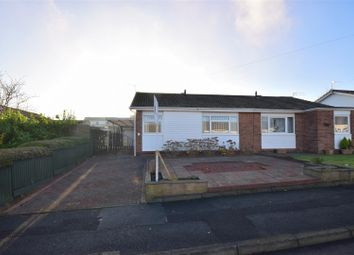 Thumbnail 2 bed semi-detached bungalow for sale in Woodhurst Grove, Hastings Hill, Sunderland