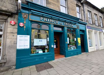 Thumbnail Commercial property to let in High Street, Peebles, Borders