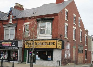 Thumbnail 2 bedroom flat to rent in York Road, Hartlepool