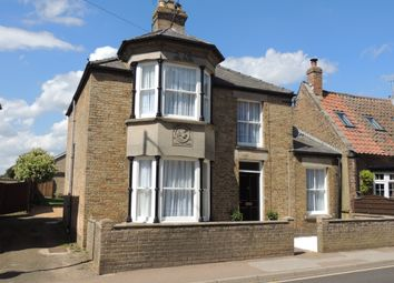 Thumbnail 3 bed town house to rent in Railway Road, Downham Market
