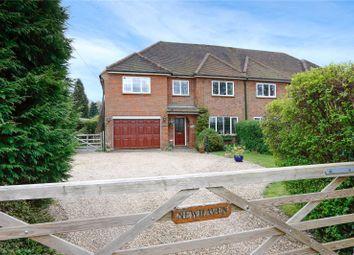 Thumbnail 4 bedroom semi-detached house for sale in Kings Lane, South Heath, Great Missenden, Buckinghamshire