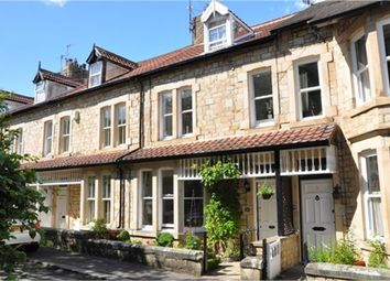 Thumbnail 4 bed terraced house for sale in St Georges Road, Hexham, Northumberland.