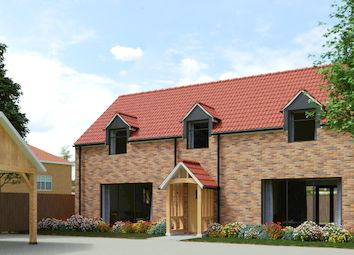 Thumbnail 4 bed detached house for sale in South Back Lane, Tollerton, York