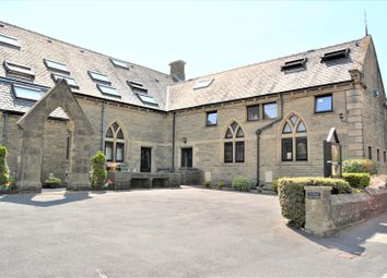Thumbnail 2 bed flat for sale in Knowl Road, Golcar, Huddersfield