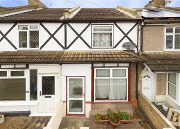 Thumbnail 3 bedroom terraced house to rent in Singlewell Road, Gravesend, Kent