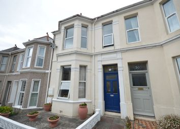Thumbnail 1 bed flat for sale in Westbourne Road, Peverell, Plymouth