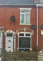 Thumbnail 2 bed terraced house to rent in Vicarage Road, West Bromwich