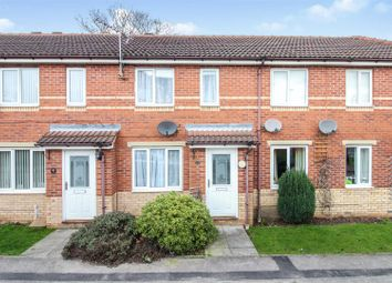 Thumbnail 2 bed terraced house for sale in Fawcett Gardens, Driffield