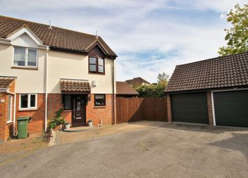 Thumbnail 2 bed semi-detached house for sale in Sauls Bridge Close, Witham
