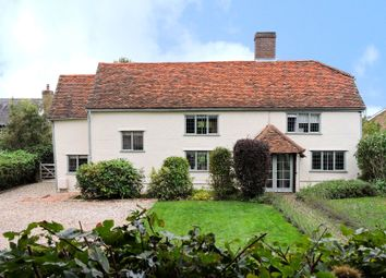 Thumbnail 4 bed detached house for sale in The Downs, Stebbing