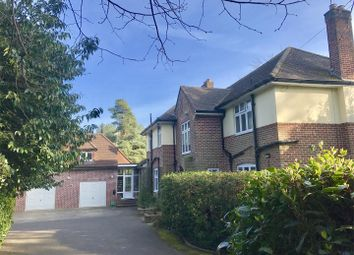 Thumbnail 4 bedroom detached house for sale in Canford Cliffs Road, Branksome Park, Poole