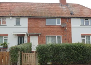 Thumbnail 2 bed terraced house for sale in Enderby Square, Lenton Abbey, Nottingham