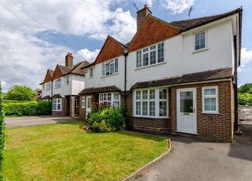 Thumbnail 3 bed semi-detached house for sale in Sandy Lane, Woking