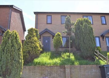 Thumbnail 2 bed semi-detached house to rent in 24, Brimmon Close, Newtown, Powys