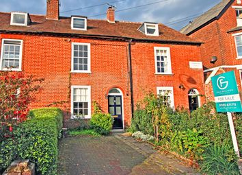 Thumbnail 3 bed terraced house for sale in New Street, Lymington
