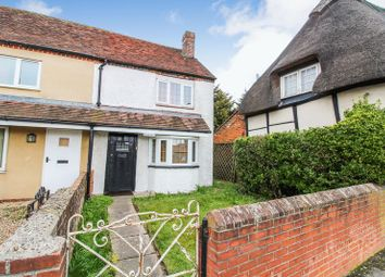 Thumbnail 2 bed semi-detached house for sale in Chapel Street, Thatcham