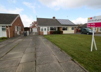 Thumbnail 2 bed semi-detached bungalow for sale in Nun House Drive, Winsford