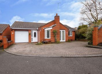 Thumbnail 3 bed detached bungalow for sale in Hillview Court, Mansfield Woodhouse, Mansfield