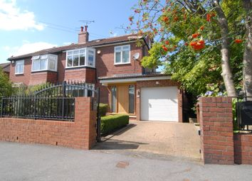 Thumbnail 4 bed semi-detached house for sale in The Avenue, Alwoodley, Leeds