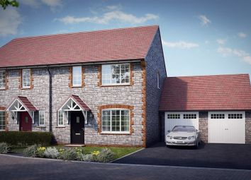 "Thumbnail 3 bed property for sale in ""The Hartley"" at Knight Road, Wells"