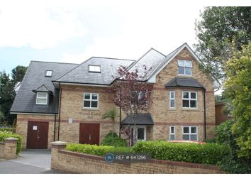 Thumbnail 1 bed flat to rent in Conel Court, Bournemouth