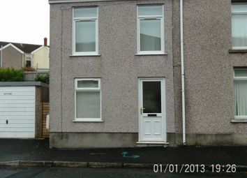 Thumbnail 2 bed property to rent in Morris Street, Morriston, Swansea