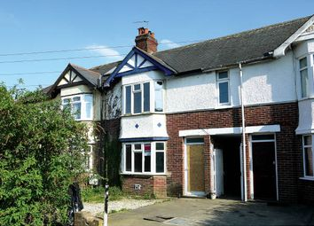 Thumbnail 2 bed terraced house for sale in Leys Place, Oxford
