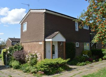 Thumbnail 3 bed end terrace house for sale in Flaxwell Court, Standens Barn, Northampton