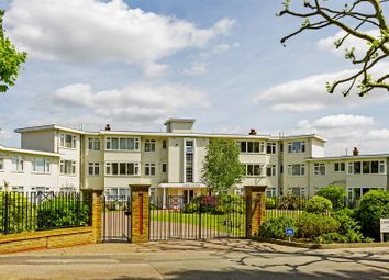 Thumbnail 2 bed flat for sale in Lake Close, London
