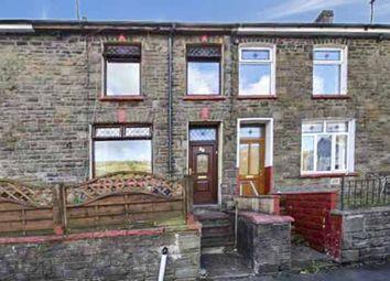 Thumbnail 2 bed terraced house for sale in Brynteg Terrace, Ferndale, Mid Glamorgan