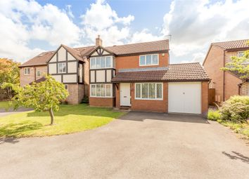 Thumbnail 4 bed detached house for sale in Loyd Close, Abingdon, Oxfordshire