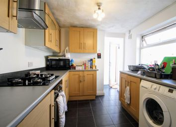 Thumbnail 4 bed end terrace house for sale in Thesiger Street, Cathays, Cardiff