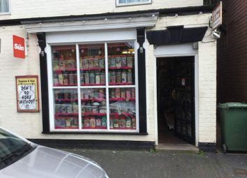 Thumbnail Retail premises for sale in North Street, Bridgtown, Cannock
