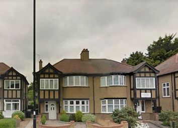 Thumbnail 3 bed terraced house for sale in Green Lanes, London