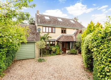 Thumbnail 5 bed detached house to rent in Wootton Village, Boars Hill, Oxford