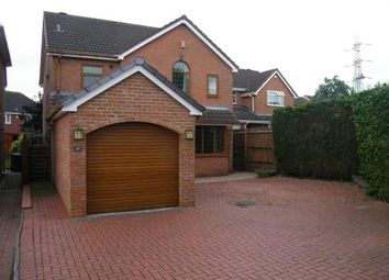Thumbnail 4 bed detached house for sale in Fair Lady Drive, Chase Terrace, Burntwood