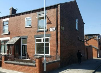 Thumbnail 4 bed end terrace house to rent in Lee Avenue, Great Lever, Bolton