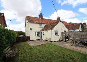 Thumbnail 3 bed end terrace house for sale in Stalham Road, Hoveton, Norwich
