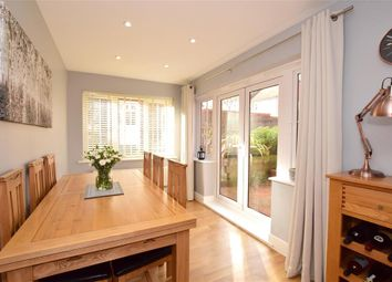 Thumbnail 4 bed semi-detached house for sale in Lyewood Way, Uckfield, East Sussex